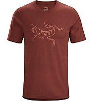 Arc Teryx Archaeopteryx - T-Shirt - Herren, Dark Red