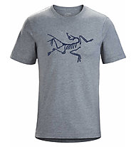 Arc Teryx Archaeopteryx - T-shirt - uomo, Grey/Blue