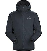 Arc Teryx Atom AR - giacca imbottita con cappuccio - uomo, Dark Grey