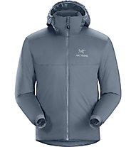 Arc Teryx Atom AR - giacca isolante con cappuccio - uomo, Grey