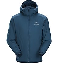 Arc Teryx Atom LT - giacca imbottita con cappuccio - uomo, Blue