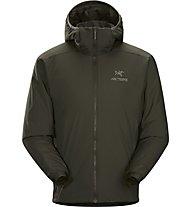 Arc Teryx Atom LT - giacca imbottita con cappuccio - uomo, Green