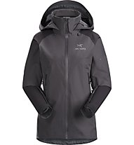 Arc Teryx Beta AR - giacca hardshell scialpinismo - donna, Black