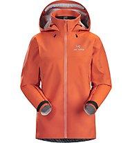 Arc Teryx Beta AR - Hardshelljacke Skitouren - Damen, Orange