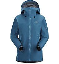 Arc Teryx Beta LT - giacca hardshell con cappuccio - donna, Blue
