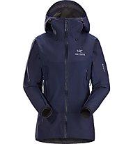 Arc Teryx Beta SL Hybrid W's - giacca in GORE-TEX® con cappuccio - donna, Dark Blue