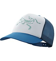 Arc Teryx Bird Trucker - Kappe - Herren, Dark Blue/Grey