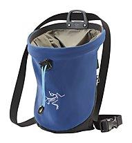 Arc Teryx C80 Chalk Bag - porta magnesite, Blue