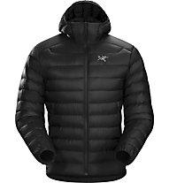 Arc Teryx Cerium LT - giacca piumino con cappuccio - uomo, Black