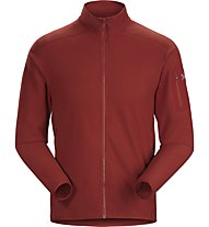 Arc Teryx Delta LT - giacca in pile - uomo, Red