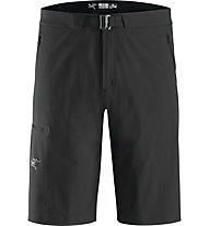 Arc Teryx Gamma Lt Short - pantaloni trekking corti - uomo, Black