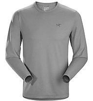 Arc Teryx Remige LS - Shirt Langarm - Herren, Grey