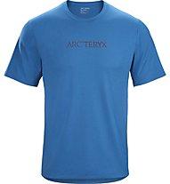 Arc Teryx Remige Word SS - Trekkingshirt - Herren, Blue
