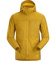 Arc Teryx Squamish - Regenjacke - Herren, Yellow