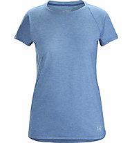 Arc Teryx Taema Crew - T-Shirt - Damen, Light Blue