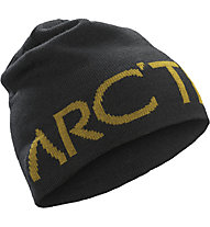 Arc Teryx Word Head Toque - berretto scialpinismo, 24K Black