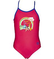 Arena Awt One Piece - Badeanzug - Mädchen, Pink