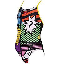 Arena Cheerfully Jr Light One Piece - Badeanzug - Mädchen, Multicolor