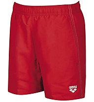 Arena Fundamentals Boxer - Badehose - Jungs, Red