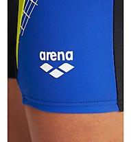 Arena M Threefold Short - Badehose - Herren, Black/Blue
