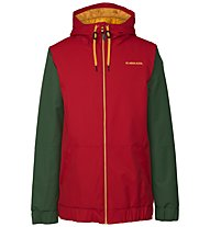 Armada Baxter - giacca sci freeride - uomo, Red/Green