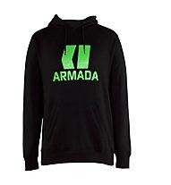 Armada Classic Pullover Hoody Kapuzenpullover, Black
