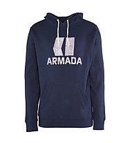 Armada Classic Pullover Hoody Kapuzenpullover, Navy