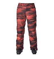 Armada Gateway - pantaloni sci freeride - uomo, Red/Black