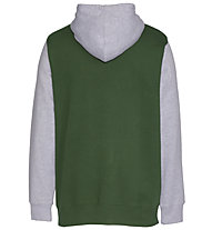 Armada Icon Hoodie - felpa con cappuccio - uomo, Green/Grey