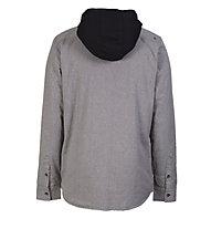 Armada Reading Flannel - camicia di flanella - uomo, Grey