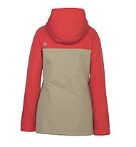 Armada Stadium Insulated - Skijacke Freeride - Damen, Brown/Red