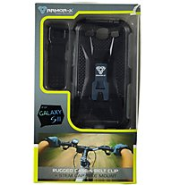Armor x Bike case Galaxy S3 - Lenkerhalterung, Black/Grey