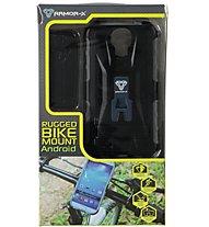 Armor x Bike Case Samsung S4 - Lenkerhalterung, Black