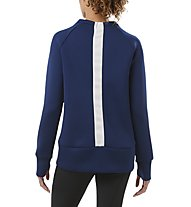 Asics Crew Neck - Pullover Fitness - Damen, Blue