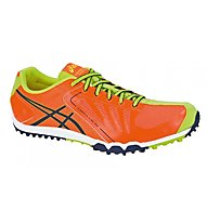 Asics Cross Freak - Wettkampflaufschuh - Herren, Dark Orange/Sun