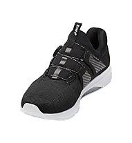 Asics Dynamis - Stabilitäts-Laufschuh - Herren, Grey/Black