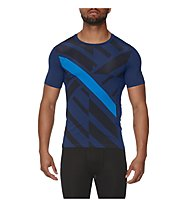 Asics Focus Top GPX - Fitness- und Trainingsshirt - Herren, Indigo/Blue