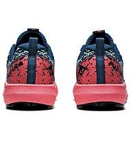 Asics Fujilite 2 - Trailrunningschuhe - Damen, Blue/Red
