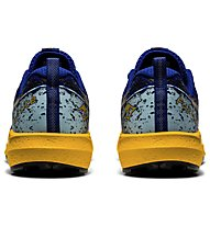 Asics Fujilite 2 - scarpe trail running - uomo, Blue/Yellow