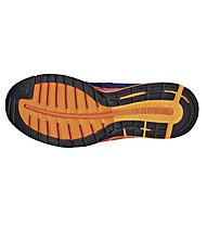Asics FuzeX scarpa running, Blue/Orange