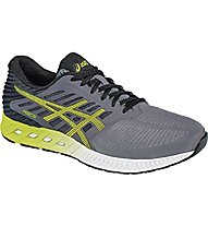 Asics FuzeX scarpa running, Grey/Yellow