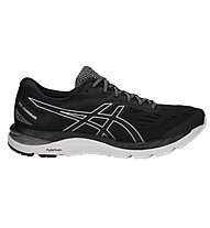 Asics GEL-Cumulus 20 - scarpe running neutre - uomo, Black/White
