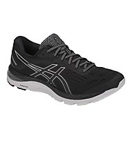Asics GEL-Cumulus 20 - Neutral-Laufschuh - Herren, Black/White