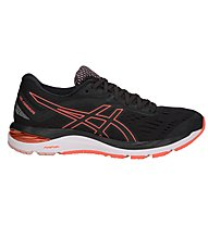 Asics GEL-Cumulus 20 W - scarpe running neutre - donna, Black/Orange
