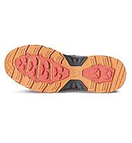 Asics GEL-Fuji Trabuco 5 - Trailrunningschuh - Damen, Grey/Pink