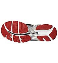 Asics Gel-Kayano 20 - scarpa running, Black/White/Gold