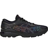 Asics GEL-Kayano 25 NYC - scarpe running stabili - uomo, Black