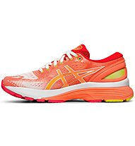 Asics GEL Nimbus 21 W - Laufschuh Neutral - Damen, Orange