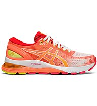 Asics Gel Nimbus 21 - scarpe running neutre - donna, Orange