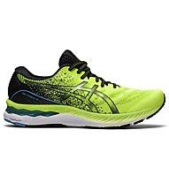 Asics Gel Nimbus 23 - scarpe running neutre - uomo, Green/Black